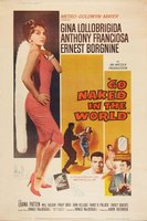 Go Naked in the World movie poster (1961) picture MOV_8e41d03c