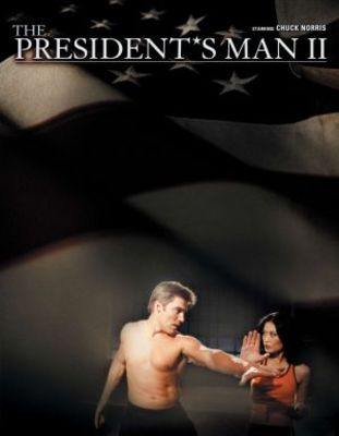 The President's Man 2 movie poster (2002) poster MOV_8e495651