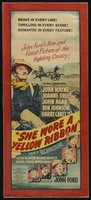She Wore a Yellow Ribbon movie poster (1949) picture MOV_8e4ba00b