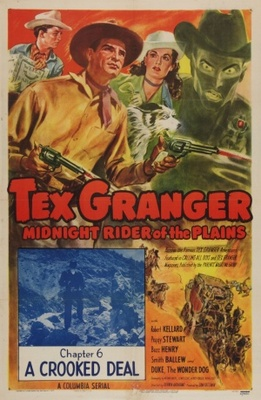 Tex Granger, Midnight Rider of the Plains movie poster (1948) poster MOV_8e4cfc2f