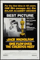 One Flew Over the Cuckoo's Nest movie poster (1975) picture MOV_67f0ccb8