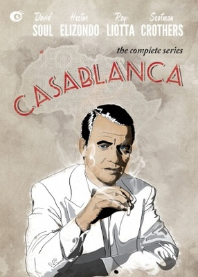 Casablanca movie poster (1983) poster MOV_8e5c4708