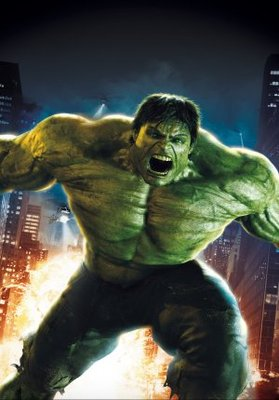 The Incredible Hulk movie poster (2008) poster MOV_8e5fb5d5