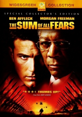 The Sum Of All Fears movie poster (2002) poster MOV_8e5fb61c