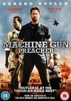 Machine Gun Preacher movie poster (2011) picture MOV_8e601708