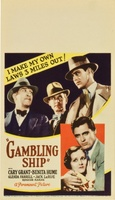 Gambling Ship movie poster (1933) picture MOV_8e605655