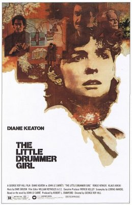 The Little Drummer Girl movie poster (1984) poster MOV_8e6cc5ff