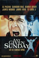 Any Given Sunday movie poster (1999) picture MOV_8e707267