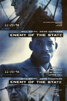 Enemy Of The State movie poster (1998) picture MOV_8e72751a
