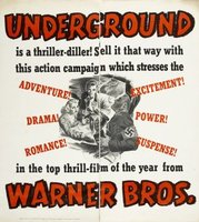 Underground movie poster (1941) picture MOV_8e7276dd