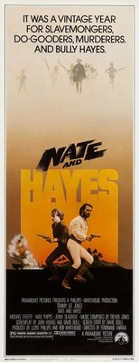 Nate and Hayes movie poster (1983) poster MOV_8e72e03a