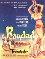 Bagdad movie poster (1949) picture MOV_8e7863f5