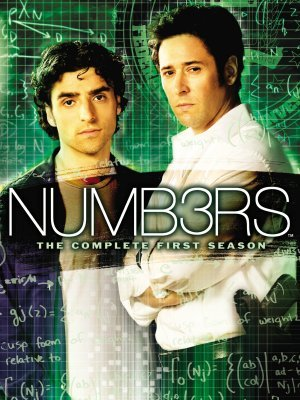 Numb3rs movie poster (2005) poster MOV_8e78ca07