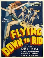 Flying Down to Rio movie poster (1933) picture MOV_8e7c4a5d