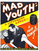 Mad Youth movie poster (1940) picture MOV_8e81c4c7