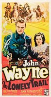 The Lonely Trail movie poster (1936) picture MOV_8e872be8