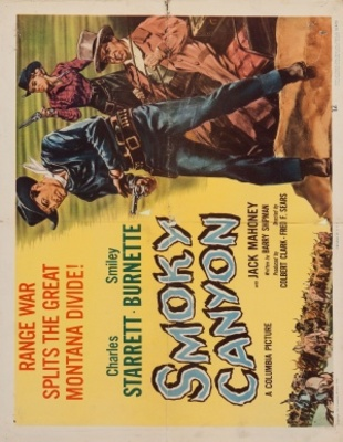 Smoky Canyon movie poster (1952) poster MOV_8e898aa6