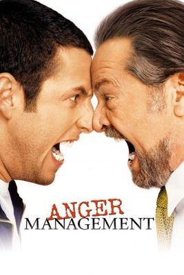 Anger Management movie poster (2003) poster MOV_8e8c011b