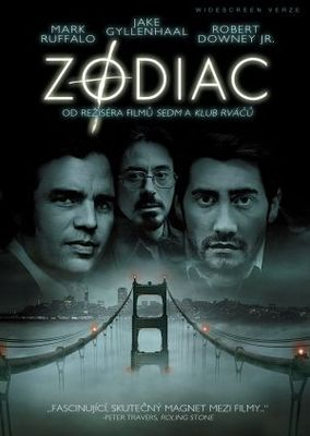 Zodiac movie poster (2007) poster MOV_8e8e7769