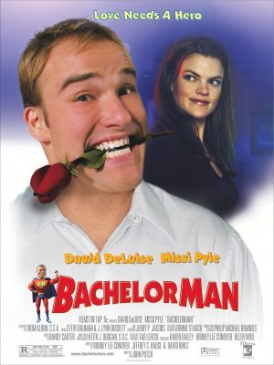 BachelorMan movie poster (2003) poster MOV_8e97a151