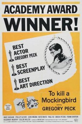To Kill a Mockingbird movie poster (1962) poster MOV_8eaa4505