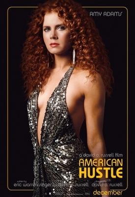 American Hustle movie poster (2013) poster MOV_8eaccf3e