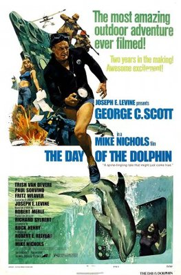 The Day of the Dolphin movie poster (1973) poster MOV_8eb60f04
