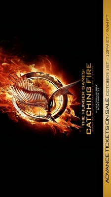 The Hunger Games: Catching Fire movie poster (2013) poster MOV_8eb651cf