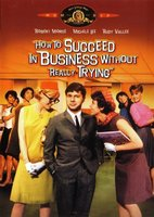 How to Succeed in Business Without Really Trying movie poster (1967) picture MOV_8ebc278d