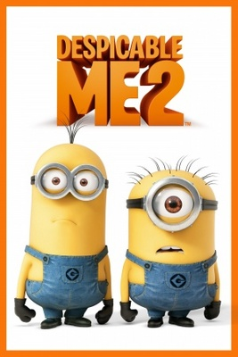 Despicable Me 2 movie poster (2013) poster MOV_8ec123cc