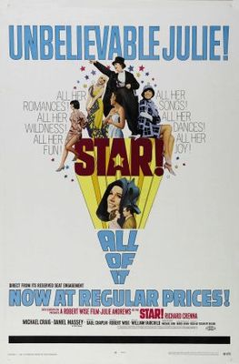 Star! movie poster (1968) poster MOV_8ec978f2