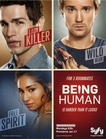 Being Human movie poster (2010) picture MOV_8ed0fb30