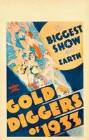 Gold Diggers of 1933 movie poster (1933) picture MOV_8ebced05