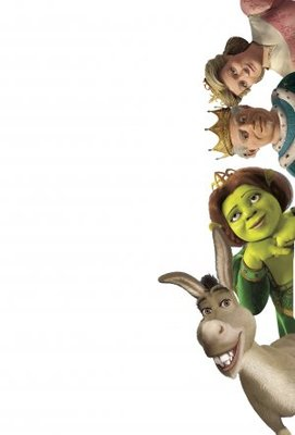 Shrek movie poster (2001) poster MOV_8ede271b