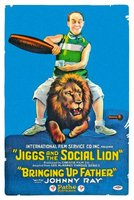 Jiggs and the Social Lion movie poster (1920) picture MOV_8edee3e9