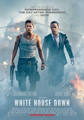 White House Down movie poster (2013) poster MOV_8ee5671e