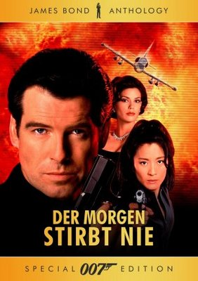 Tomorrow Never Dies movie poster (1997) poster MOV_8ef00dbf