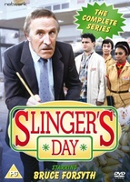 Slinger's Day movie poster (1986) picture MOV_8ef6f600