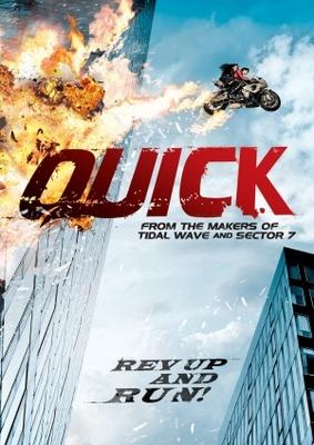 Kwik movie poster (2011) poster MOV_8ef8e4f0