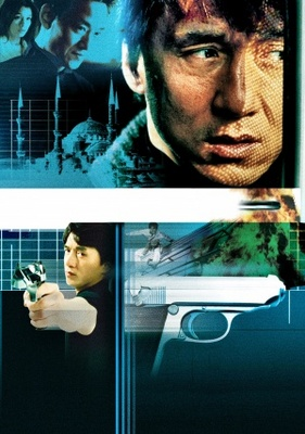 The Accidental Spy movie poster (2001) poster MOV_8efdba63
