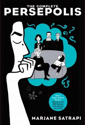 Persepolis movie poster (2007) poster MOV_8effab0c