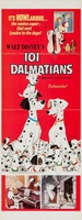 One Hundred and One Dalmatians movie poster (1961) picture MOV_8f01b080
