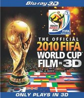 The Official 3D 2010 FIFA World Cup Film movie poster (2010) picture MOV_8f0213c1