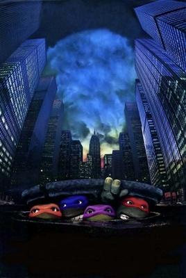 Teenage Mutant Ninja Turtles movie poster (1990) poster MOV_8f0268cc