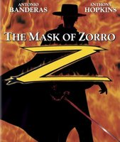 The Mask Of Zorro movie poster (1998) picture MOV_8f07d237