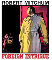 Foreign Intrigue movie poster (1956) picture MOV_8f151b20