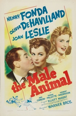 The Male Animal movie poster (1942) poster MOV_8f2171f0