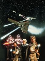 Battlestar Galactica movie poster (1978) picture MOV_8f29492b