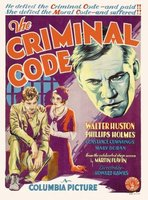 The Criminal Code movie poster (1931) picture MOV_8f300627