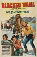 The Blocked Trail movie poster (1943) picture MOV_8f31ae00
